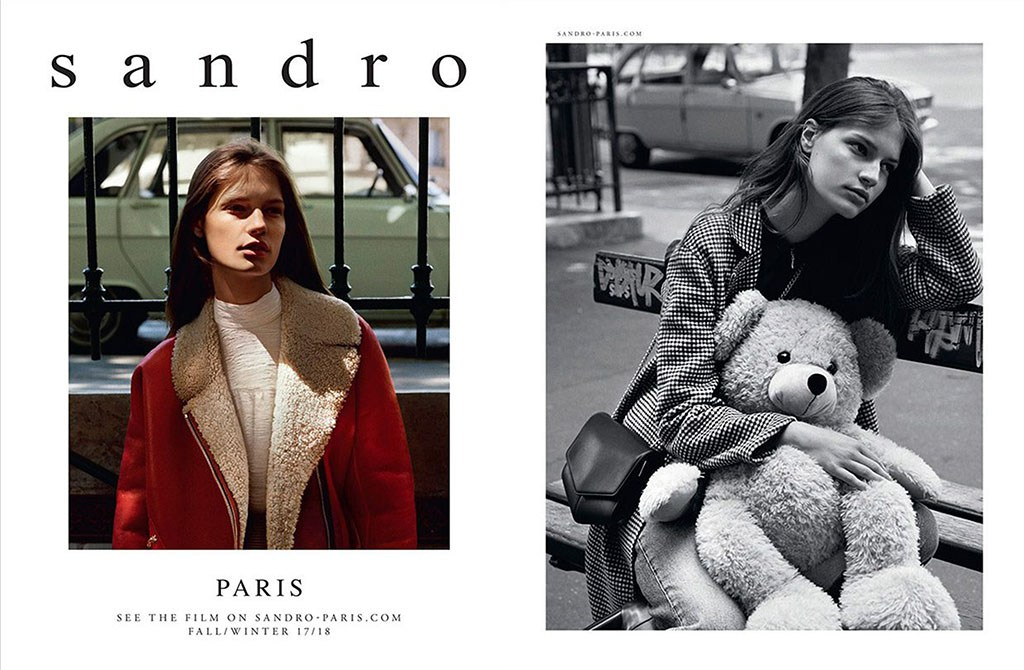 Sandro-fall-2017-ad-campaign-the-impression-01
