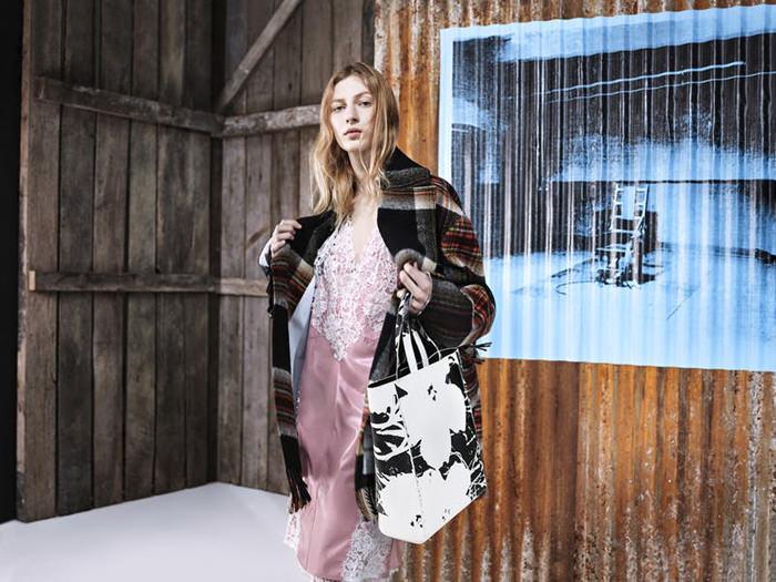 Calvin Klein 205W39NYC Pre-Fall 2018 Ad Campaign
