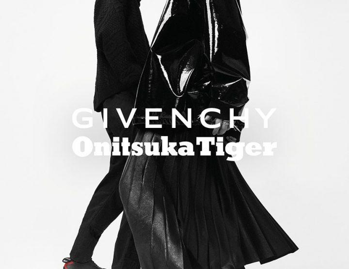 GIVENCHY X ONITSUKA TIGER FALL 2019 CAMPAIGN