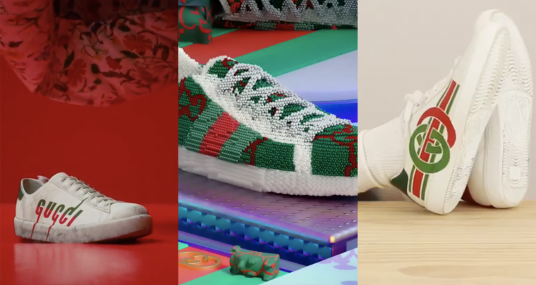 GUCCI INSTAGRAM ACE SNEAKER LAUNCH