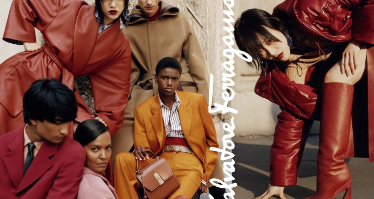 SALVATORE FERRAGAMO FALL 2019 CAMPAIGN