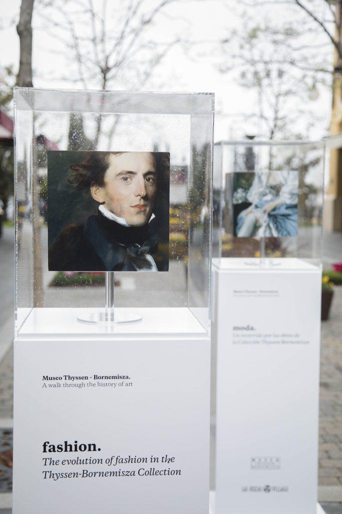 Lawrence, David Lyon Museo Thyssen-Bornemisza para Las Rozas Village